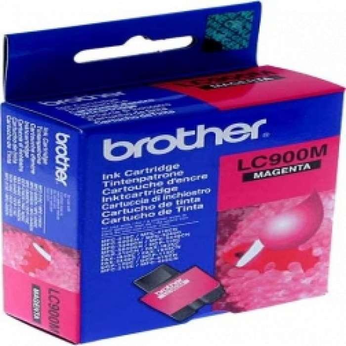 ראש דיו אדום Brother LC900M מקורי