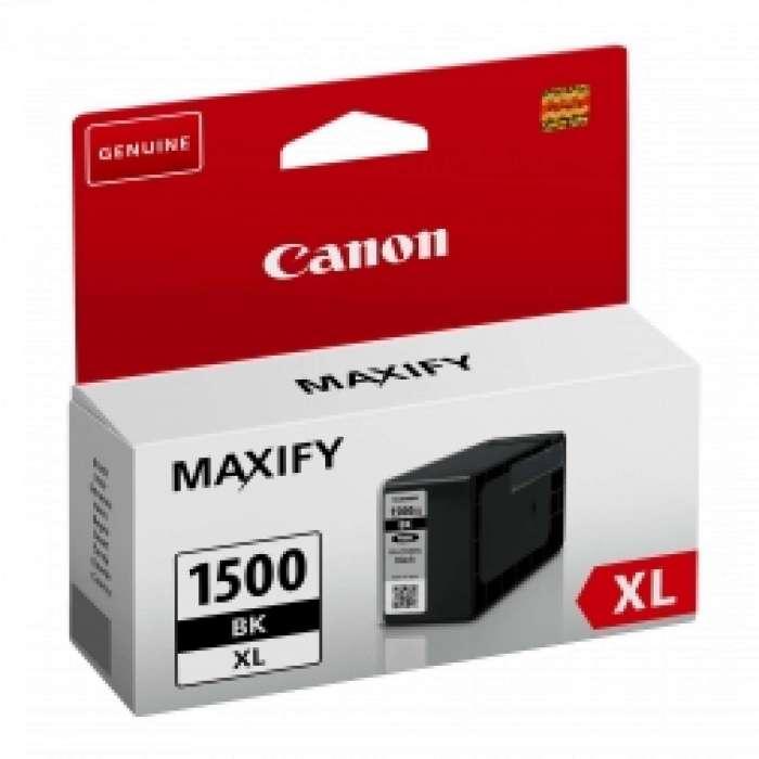 ראש דיו שחור Canon PGI-1500XL BK קנון