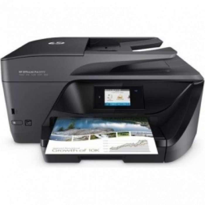 מדפסת הזרקת דיו HP Officejet Pro 6960 J7K33A