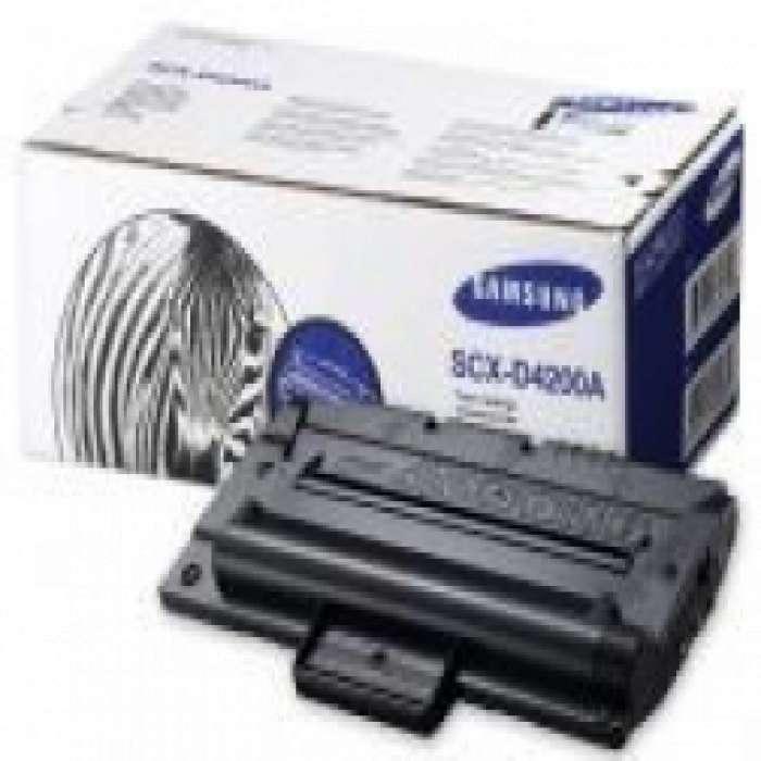 טונר שחור Samsung SCXD4200A סמסונג מקורי