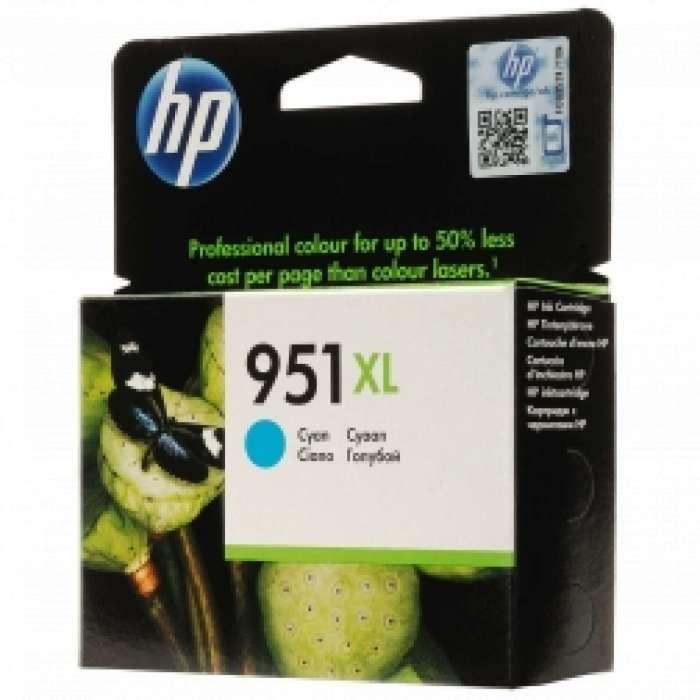 ראש דיו כחול HP 951XL
