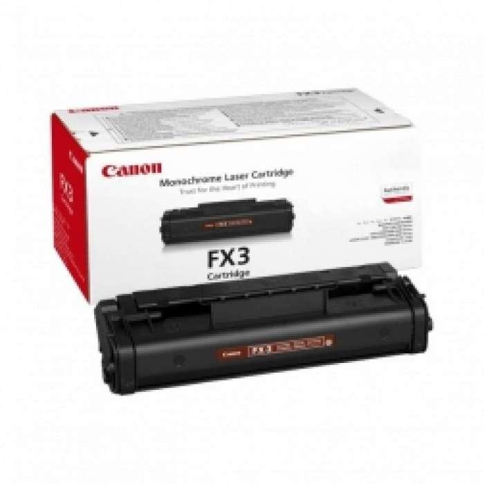טונר שחור Canon FX3 תואם