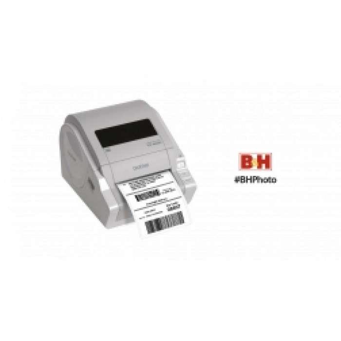 Brother מדפסת מדבקות רחבות עם חיתוך אוטומטי Brother TD-4000