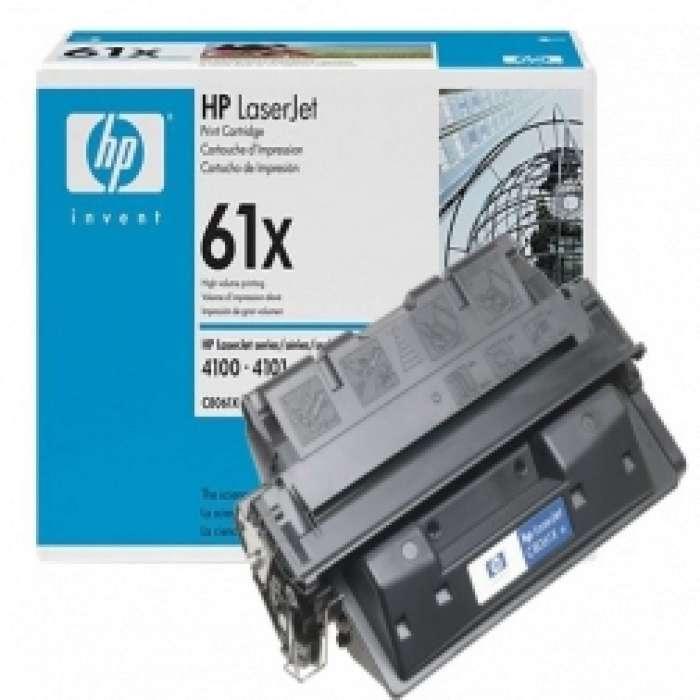 טונר שחור HP 61X C8061X תואם