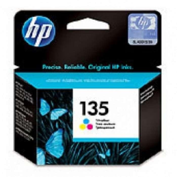 ראש דיו צבעוני HP 135 C8766HE