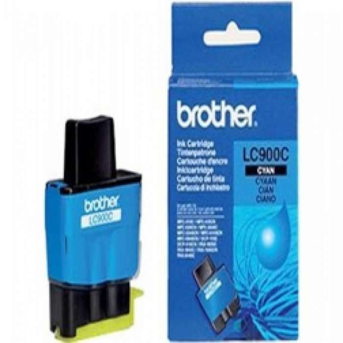 ראש דיו כחול  Brother LC900c תואם