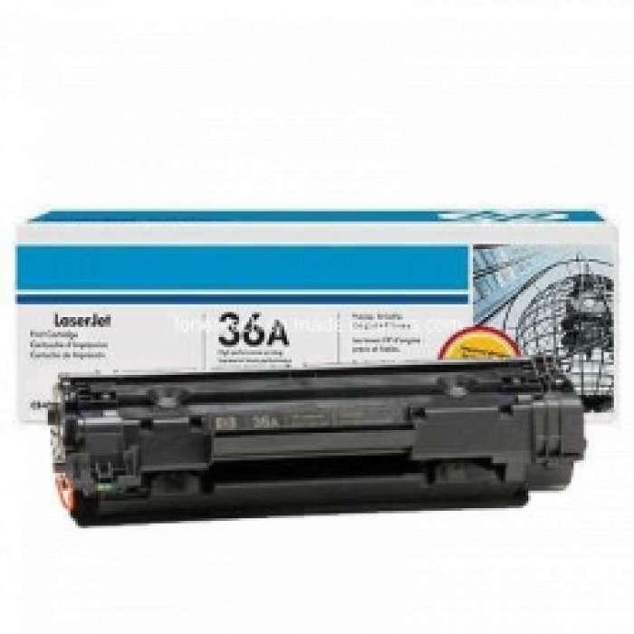 טונר שחור HP 36A CB436A תואם