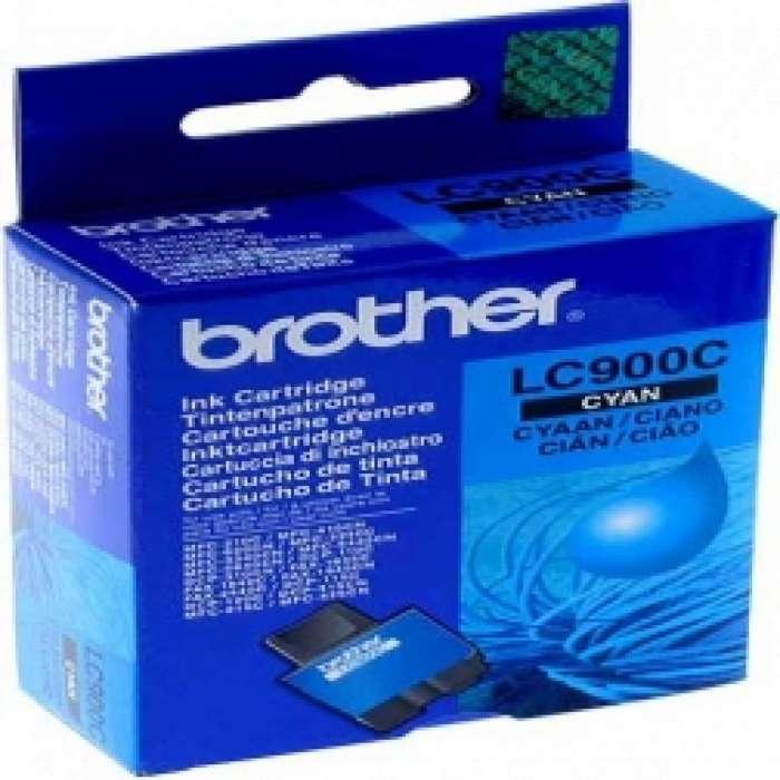 ראש דיו כחול  Brother LC900c מקורי