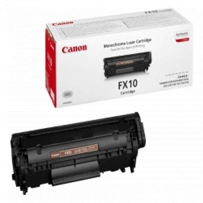 טונר שחור Canon FX10 קנון תואם