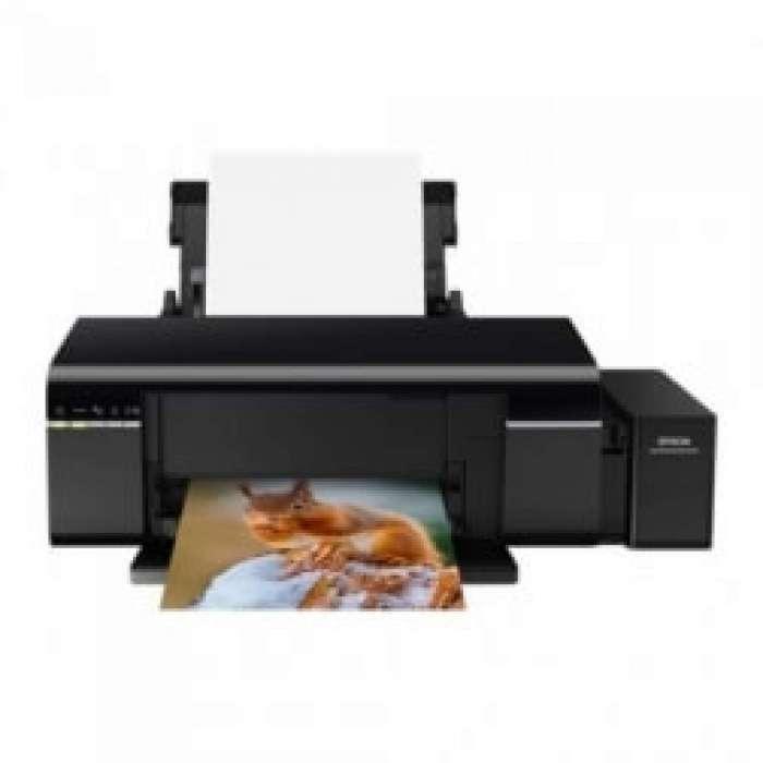 מדפסת הזרקת דיו Epson L805 אפסון