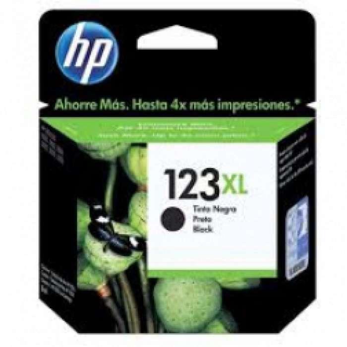 ראש דיו שחור HP 123XL F6V19AE