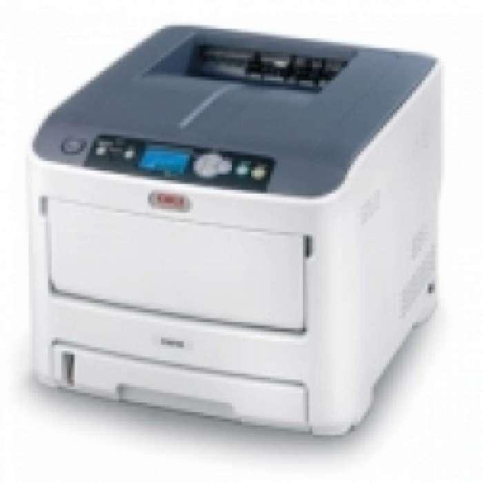 מדפסת לייזר OKI C610N