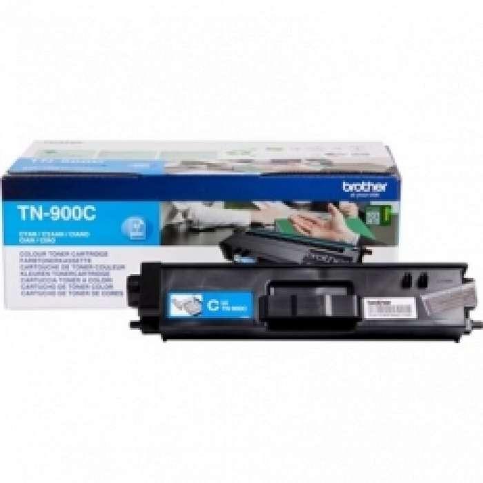 טונר כחול Brother TN900C
