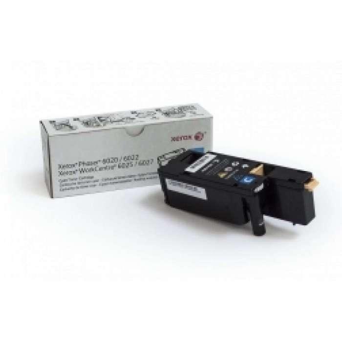 Cyan Toner Phaser for 6022/6027