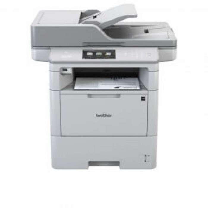 מדפסת משולבת לייזר ש/ל לעסקים DCP-L6600DW