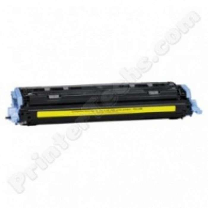 טונר צהוב Q6002A למדפסת 1600/2600/CM1015 HP תואם