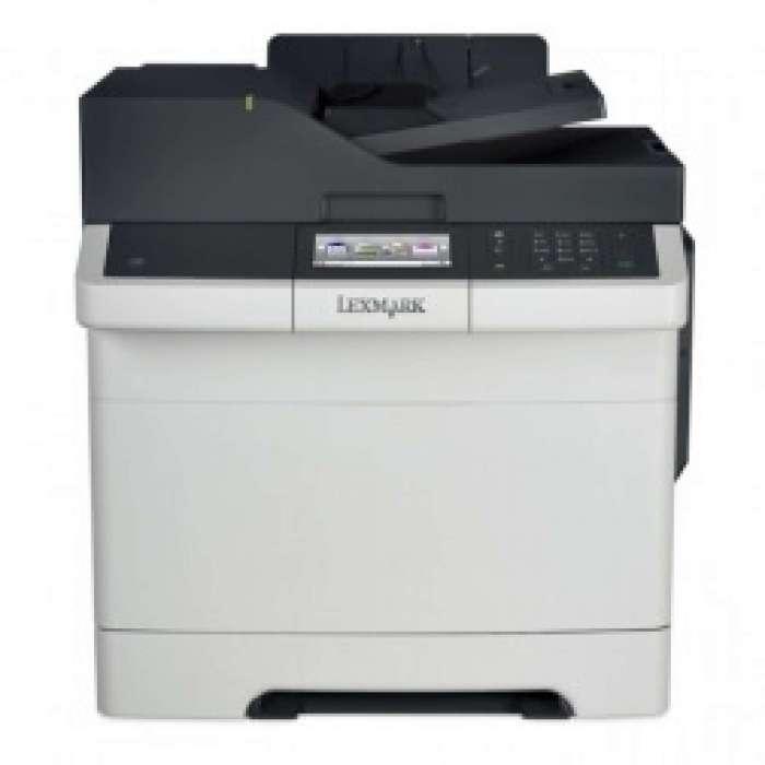 מדפסת לייזר Lexmark MX410DE לקסמרק