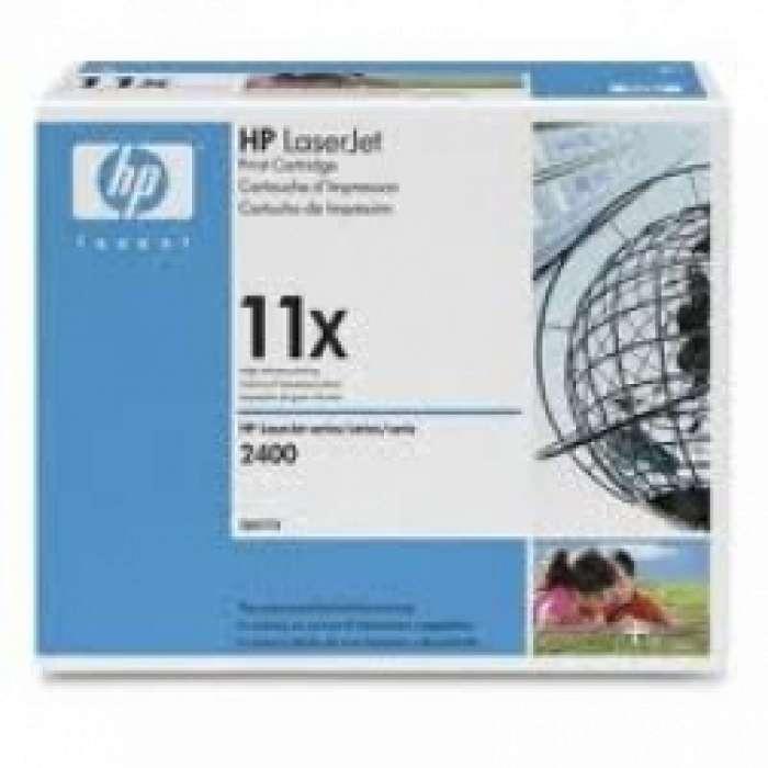 טונר שחור HP 11X Q6511X תואם