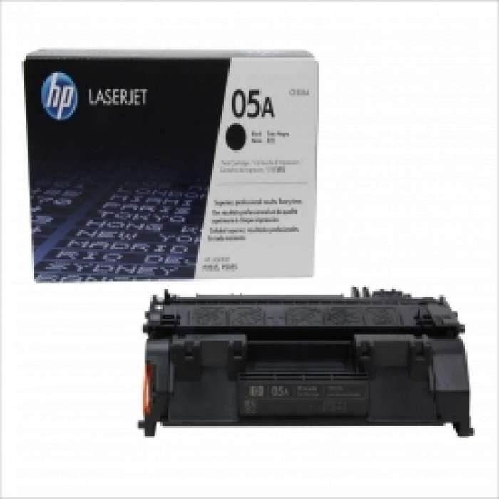 טונר שחור HP 05A CE505A תואם