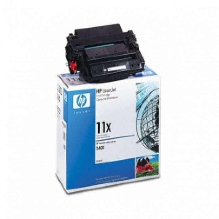 טונר שחור HP 11X Q6511X מקורי