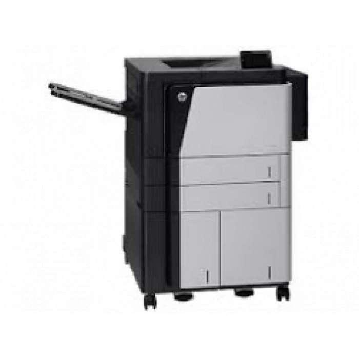 מדפסת לייזר ש/ל +HP LaserJet Enterprise M806x