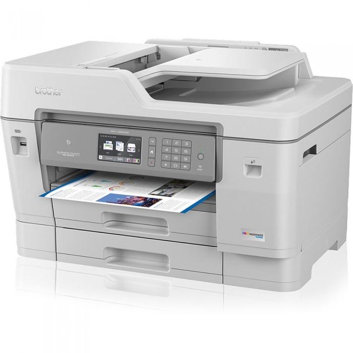 מדפסת הזרקת דיו צבעונית Brother MFC-J6945DW