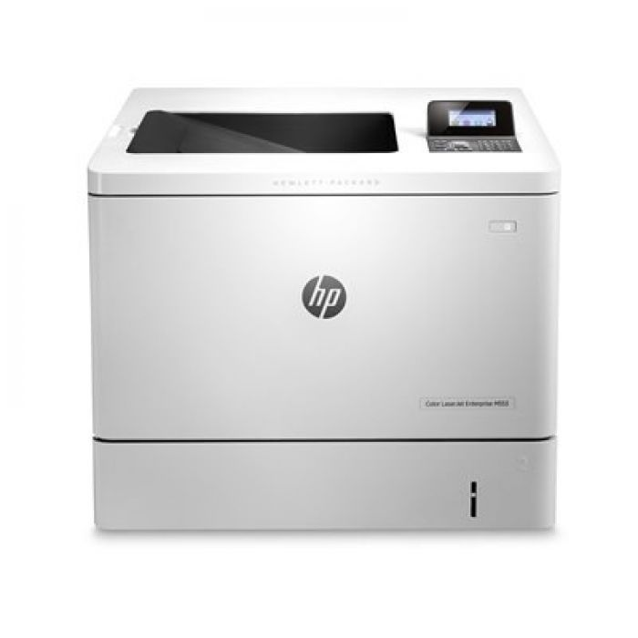 מדפסת לייזר HP Color LaserJet Enterprise M553DN HP