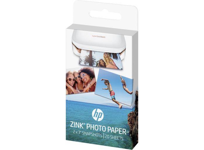 נייר פוטו דביק HP SPROCKET ZINK-W4Z13A