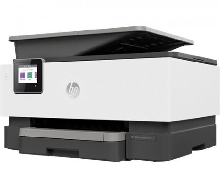 מדפסת משולבת HP OfficeJet Pro 9013 All-in-One