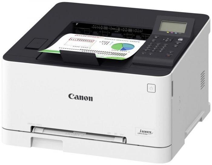 מדפסת לייזר צבעונית Canon i-SENSYS LBP613Cdw
