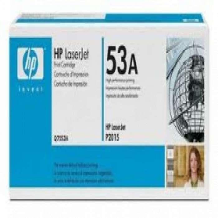 טונר שחור HP 53X Q7553X - תואם