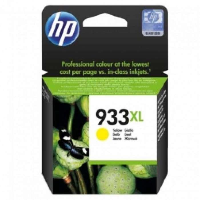 ראש דיו צהוב HP 933XL CN056AE מקורי