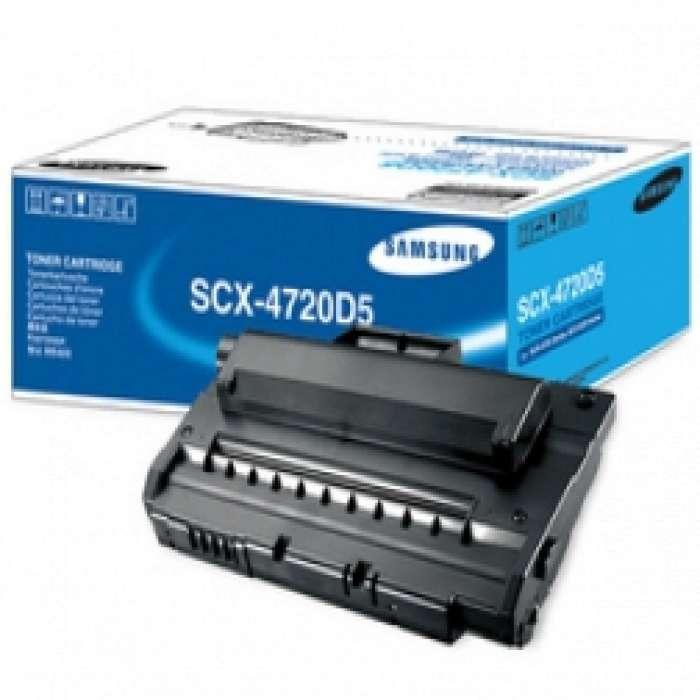 טונר שחור Samsung SCX4720D5 סמסונג מקורי