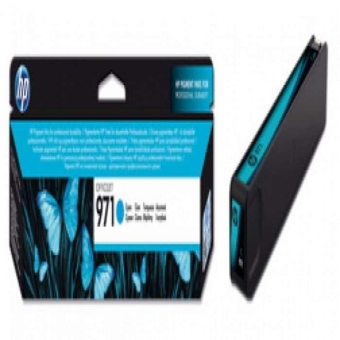 ראש דיו כחול HP 971