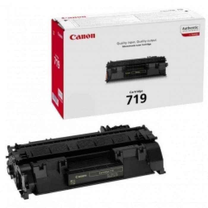 טונר מקורי Canon CRG 719