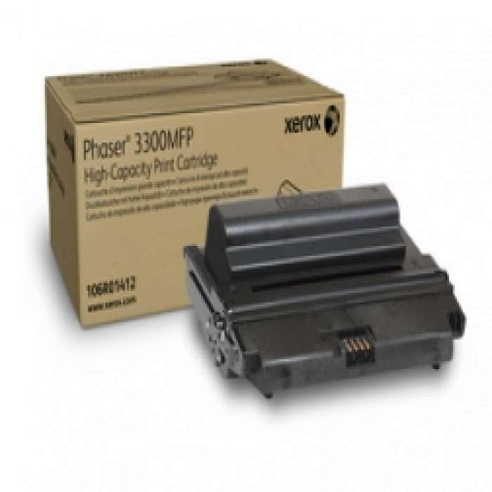 טונר שחור Xerox 106R01412 זירוקס מקורי