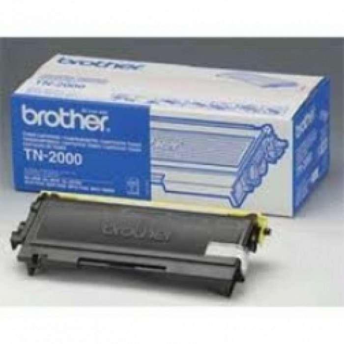 טונר שחור Brother TN2000 תואם