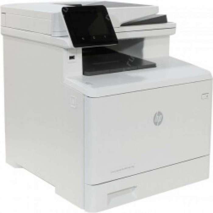 מדפסת משולבת ׁHP Color LaserJet Pro M477fdw