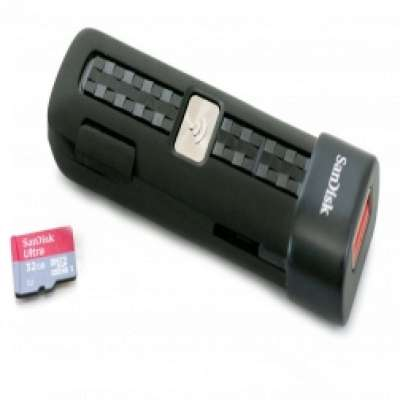 זכרון נייד USB ‏ SanDisk Connect Wireless Flash Drive 32GB