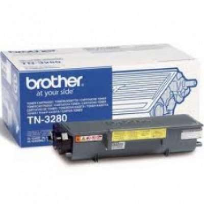טונר שחור Brother TN3280 מקורי
