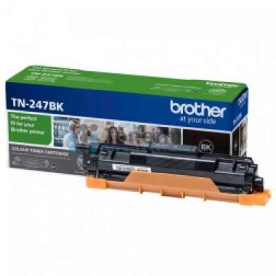 טונר שחור מקורי BROTHER TN 247BK