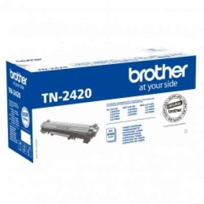 טונר מקורי שחור BROTHER TN2420