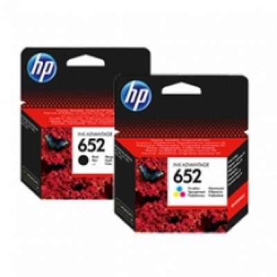 סט 652 HP צבעוני ושחור מקורי