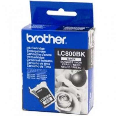 ראש דיו שחור  Brother LC800BK תואם