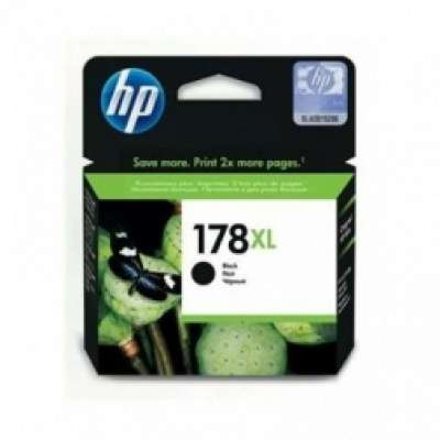 ראש דיו שחור HP 178XL CB322HE