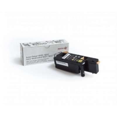 Yellow Toner Phaser for 6022/6027