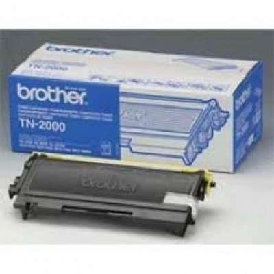 טונר שחור Brother TN2000 תואם