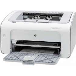מדפסת לייזר HP LaserJet Pro P1102 hp