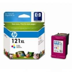 דיו מקורי HP CC644HE צבעוני (121XL)