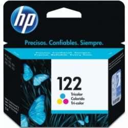 ראש דיו צבעוני  מקורי HP 122 CH562HE